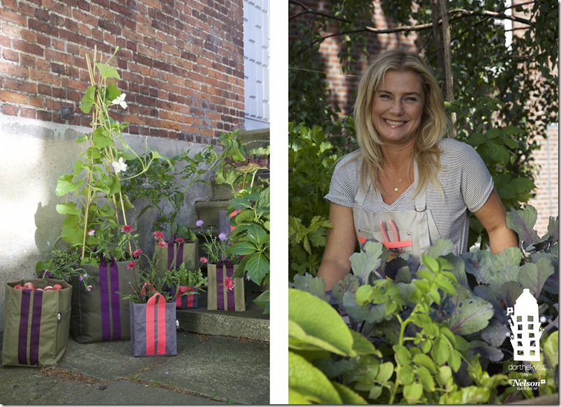 Dorthe Kvist by Nelson Garden Sustainable tools for the urban gardener c